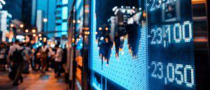 20日の東京株式市場は前日の半値戻し/円相場は107円台回復し仮想通貨市場も堅調
