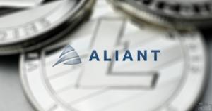 ライトコイン:初の公式決済パートナーシップをAliantと締結