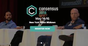 世界最大規模の仮想通貨イベント「コンセンサス2018」が開幕間近