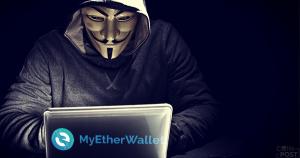 MyEtherWalletが使用するDNSサーバーがハッキングされる|公式対処法掲載