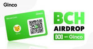 仮想通貨がタダで貰える|ウォレットアプリGincoでBCH無料配布キャンペーン開始
