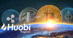 6/2 Huobi研究所提供業界研究レポート:今週の仮想通貨マーケットの動きとマイニングプールの市場シェアの変化