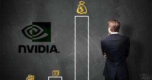 Nvidia:第1四半期は仮想通貨市場向けチップ売り上げが3億ドル弱に到達・全体の9%を占める