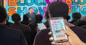 BlockShow、初のブロックチェーンベースAPPで企業投票ランク付けを行う