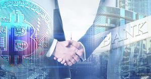 リップル社CEO:ブロックチェーン技術は銀行業を崩壊させない