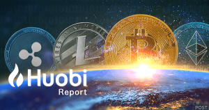 6/16 Huobi研究所提供業界研究レポート:今週の仮想通貨時価総額上位100位の状況とマイニングデータ