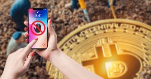 米Apple社:iPhoneやiPadでの仮想通貨マイニングを全面禁止へ