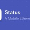 Status(SNT) チャート・価格・相場一覧