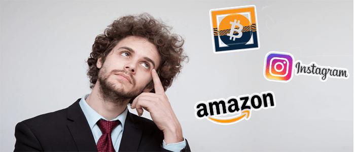 仮想通貨界のアマゾンンやインスタグラムは作られるのか?