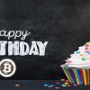 ハッピーバースデー、ビットコインが10月31日9周年を迎える