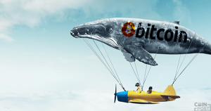 AI分析に続き投資専門家2人も、ビットコイン暴落に「クジラ」の存在を示唆