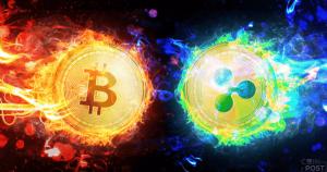 リップルの「カップアンドハンドル形成」ビットコイン日足の「ゴールデンクロス」に注目 仮想通貨テクニカル分析