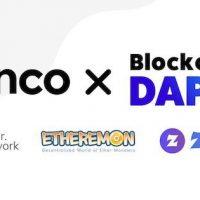 『仮想通貨ウォレットGinco』Kyber Network、Etheremon、ZILLAとパートナーシップを締結