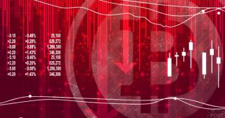 速報 仮想通貨BTC再び急落で70万円台 中国政府の最新発表が影響