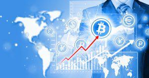 ビットコインやリップルなど仮想通貨全体の取引高急上昇、主要アルト全面高でトレンド転換の兆候も