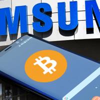 韓国最大手サムスン、仮想通貨イーサリアムに続いてビットコインのサポートを開始