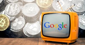 グーグル、仮想通貨広告『全面禁止』の撤廃を公式発表|日米の取引所広告緩和へ