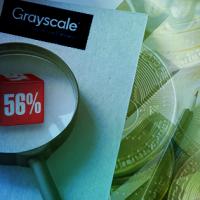 仮想通貨投資信託の投資額は週平均10億円増、内56%は機関投資家から|グレイスケール社レポート