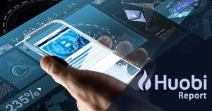 Huobi研究所提供ブロックチェーンビッグデータWeekly Report:上位10通貨のうち発行枚数に対して取引量が多かったのはETCに