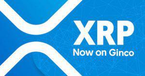 Gincoがリップル(XRP)に対応|近日中にXRPエアードロップ予定