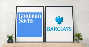 米英の巨大金融企業2社、仮想通貨関連事業に関する新たな動き