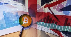 英国政府、ビットコイン価格の下落を認識、ただし「市場の最新評価はこれから」