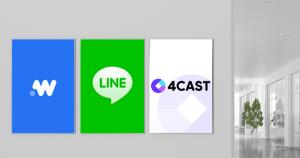 LINEがdApps参入|未来予想プラットフォームなど2つの新サービスを発表『FINSUM2018』