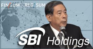 FINSUM2018:SBI北尾氏が「SBIVCの展望、 Sコイン発行、Ripple社の訴訟問題」に言及