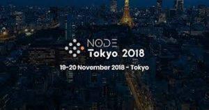 日本注目カンファレンス「NodeTokyo 2018」11月19日・20日東京にて開催