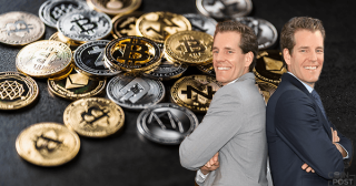仮想通貨ビットコイン今後の展望|ウィンクルボス兄弟も重視する10,000ドルの心理的節目