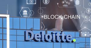 世界最大手会計企業デロイトが米ID企業と提携、政府向けの「ブロックチェーン」事業を展開へ