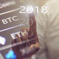 2018年仮想通貨業界の「初めて」と「最後」|重要ニュースから1年間を振り返る