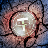 【速報】ビットコインが急落 テザー社の裏付け資産不正利用が発覚「950億円相当」