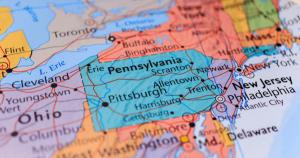『仮想通貨はお金に該当しない』米ペンシルバニア州金融当局がガイダンスを発表|ビットコインATMや取引所を資金運搬業法で規制しない方針