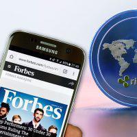 米フォーブス誌の『フィンテック企業50』に仮想通貨関連企業6社がランクイン|リップル社は5年連続に