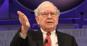 「ビットコインは何の役割も果たさぬ貝殻のよう」米著名投資家バフェット氏が再び批判