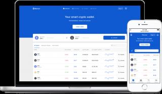 新しいBancor Walletでは、EthereumとEOSのユーザーエクスペリエンスを 統合し、チェーン間取引をよりシームレスが可能に