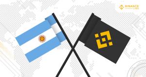 【公式発表】アルゼンチン政府、年間10社のブロックチェーン事業に出資へ|仮想通貨取引所Binanceとの連携で実現