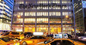 NYタイムズ、ブロックチェーン基盤の報道プラットフォームに着手か|米求人サイトに情報を掲載