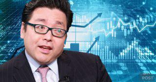 「ビットコインは、米株価指数のATHと共に決定的な高騰を見せる」米CNBC番組 トム・リー予想