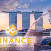 バイナンス、シンガポールで仮想通貨取引所の営業免許を申請=bloomberg