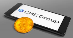 米CMEのビットコイン先物、出来高が10倍まで増加 仮想通貨高騰で大口投資家に動きか