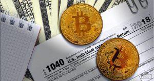 仮想通貨投資の損失報告数、前年比で5倍に増加|米確定申告報告書