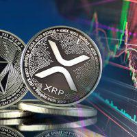 イーサリアムとXRP(リップル)のロング比率が90%に、仮想通貨市場で買い目線拡大