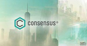 仮想通貨業界最大規模のカンファレンス『コンセンサス2019』が明日開幕|市場への影響と注目ポイント