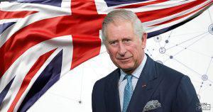 英チャールズ皇太子、仮想通貨やブロックチェーンは「興味深い発展」