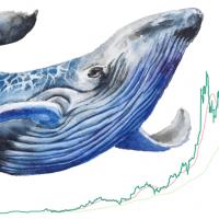 クジラが仮想通貨イーサリアムに与える影響|MUFG出資企業の調査結果で判明