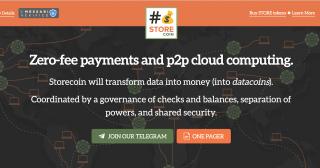 Storecoinはマイルストーンに基づいてトークン・オファリングを実施