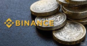 仮想通貨取引所バイナンス、英ポンドにペッグされた新ステーブルコイン発行をテスト