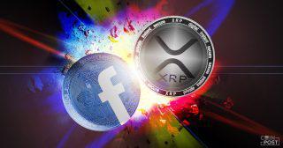 「フェイスブックの独自仮想通貨は業界にとって前向きだ」リップル社CEOがブルームバーグTVで語る